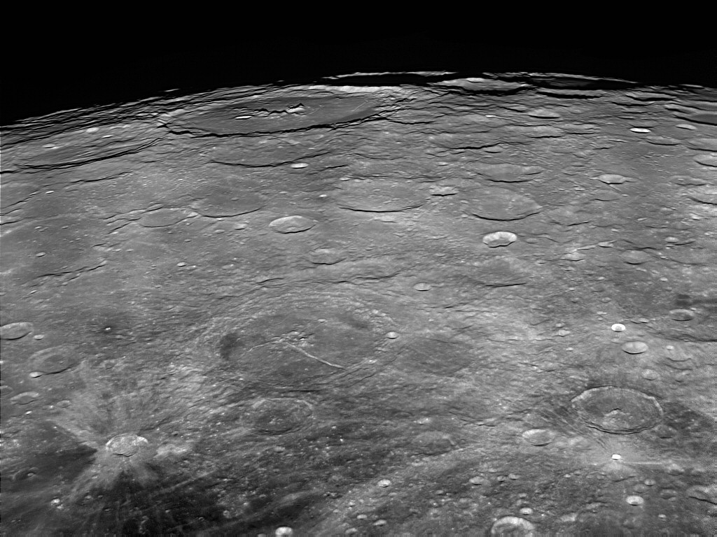 Moon Lunar Astrophotography