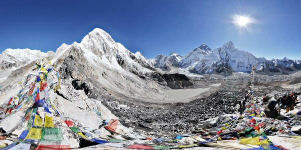 Nepal Kala Pattar Everest