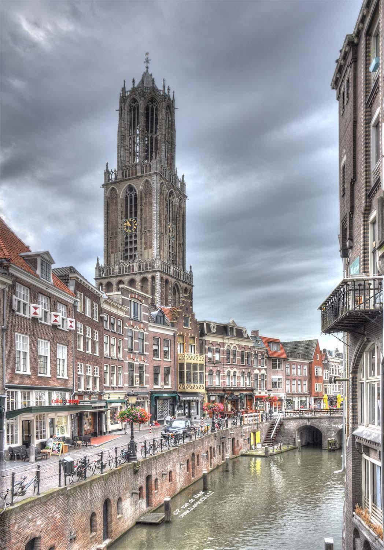 Dom Van Utrecht Dom Tower Utrecht